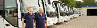 About Us - Coach Charter Germany and Europe