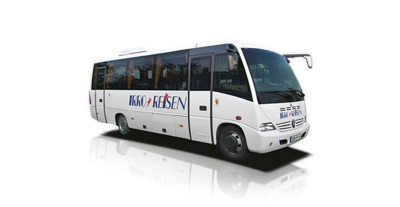 Mercedes Benz Medio - Bus Charter Germany! - With driver!