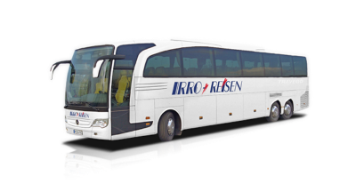 Travego 3-Axes - Coach Charter - Bus Rental Germany and Europe!