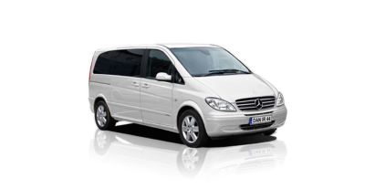 Mercedes Benz Viano - Coach Charter - Bus Rental Germany and Europe!