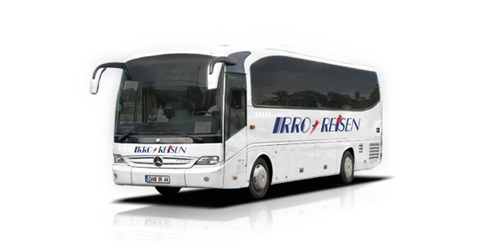 Mercedes Benz Tourino - Coach Charter - Bus Rental Germany and Europe!