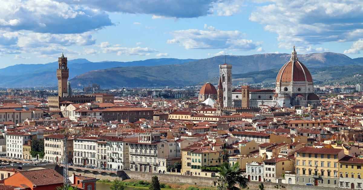 Rent a Bus with Driver in Florence / Bus Charter / Coach Hire Service