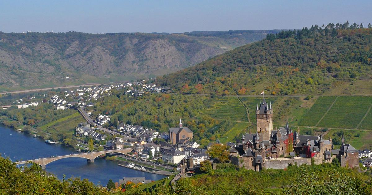 Bus Charter Cochem / Coach Hire Service / Rent a Bus with Driver