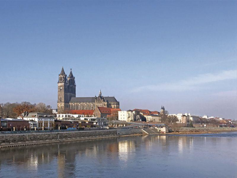 Rent a Bus with Driver in Magdeburg / Coach Hire Service / Bus Charter