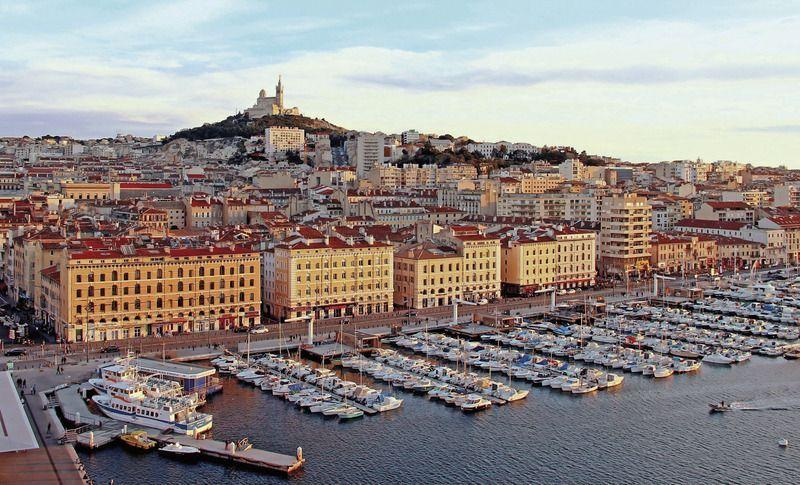 Coach Hire Marseille / Rent a Bus with Driver / Bus Charter Service