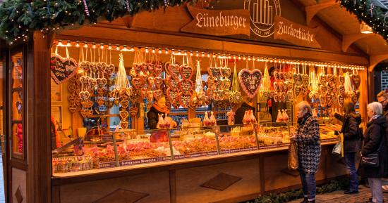 Christmas Markets in Germany - A wintry bus charter tour in Europe