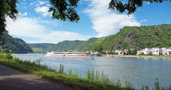 Bus Charter Rhine River Cruise