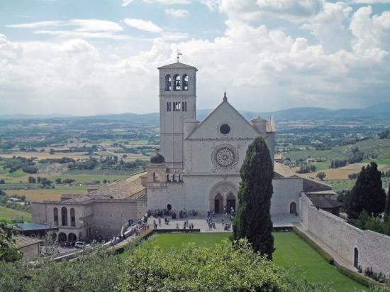 Top 10 places in Assisi | Coach Charter | Bus rental
