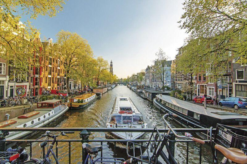 Top 10 places in Amsterdam | Coach Charter | Bus rental