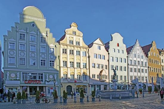 Top 10 places in Augsburg | Coach Charter | Bus rental