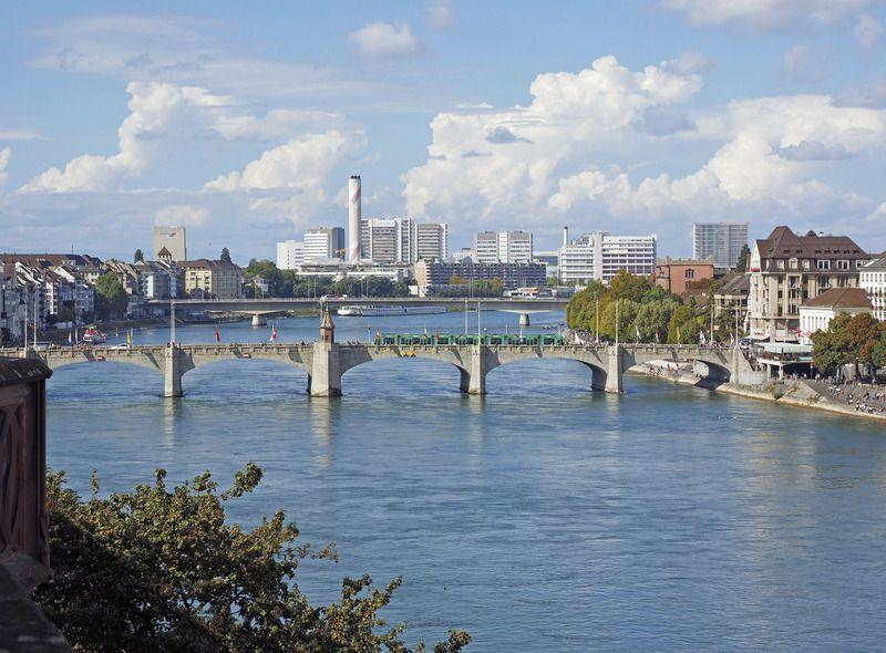 Top 10 places in Basel | Coach Charter | Bus rental