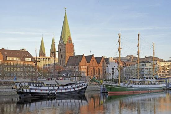Top 10 places in Bremen | Coach Charter | Bus rental
