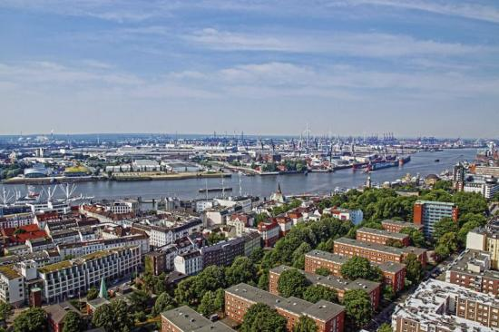 Top 10 places in Hamburg | Coach Charter | Bus rental