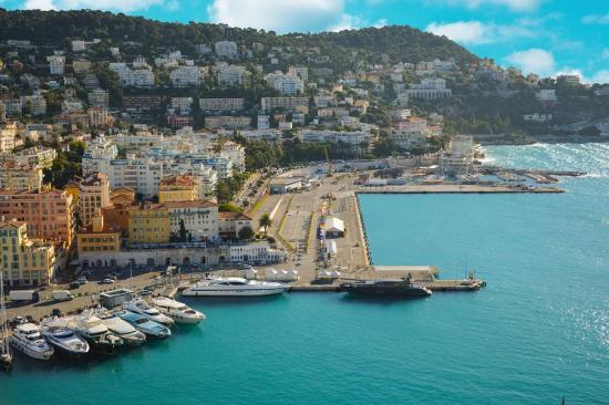 Top 10 places in Nice | Coach Charter | Bus rental