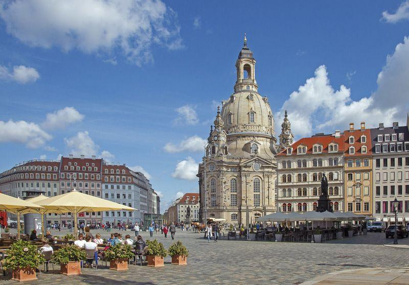 Top 10 places in Dresden | Coach Charter | Bus rental