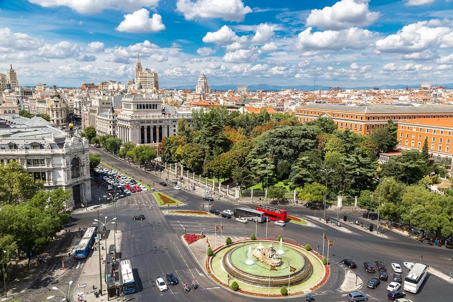 Top 10 places in Madrid | Coach Charter | Bus rental